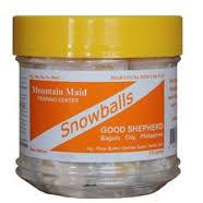 Snowballs (310g) Good Shepherd