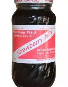 Strawberry Jelly (12oz) Good Shepherd