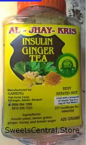 Insulin Ginger Tea Powder (420g)