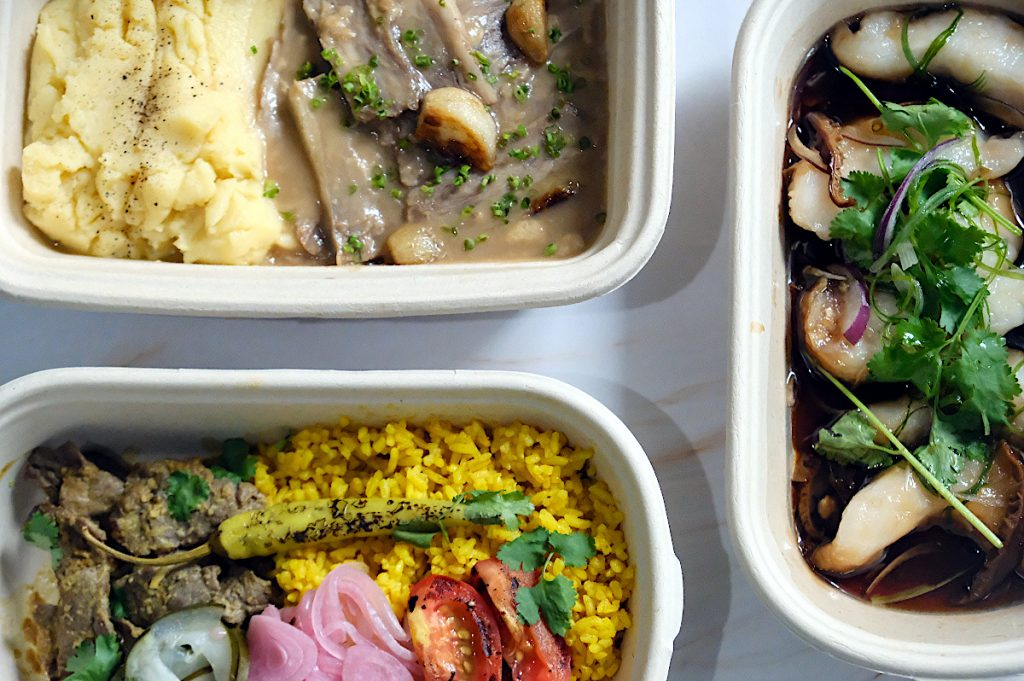 Kitchen CoLab Food Delivery
