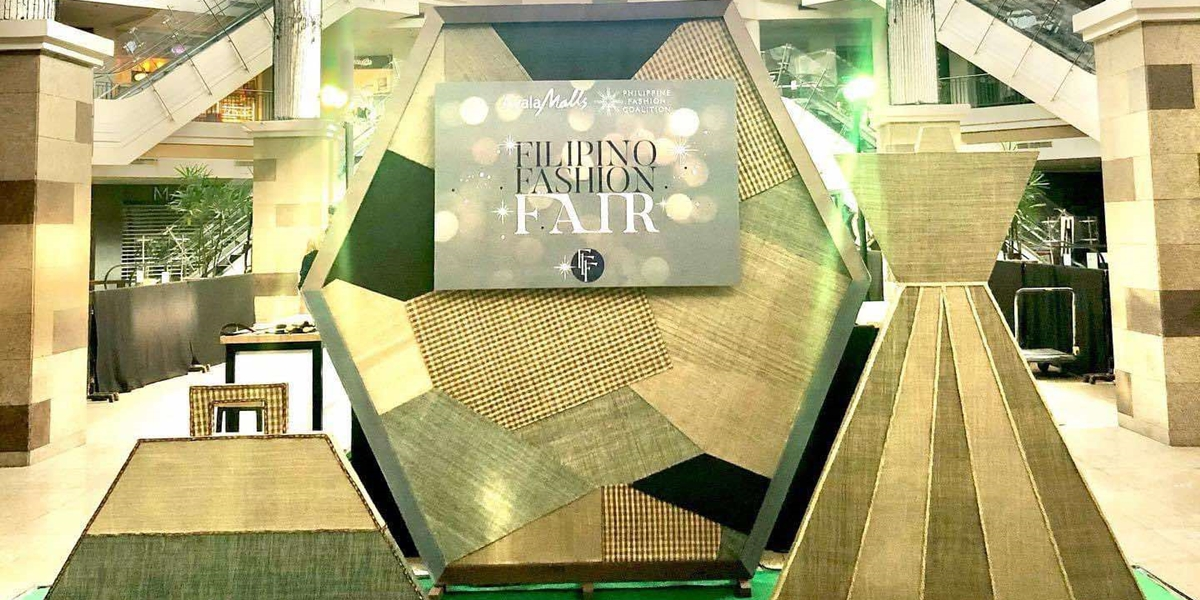 Ayala Malls Showcases Collections From Local Designers in Filipino Fashion Fair