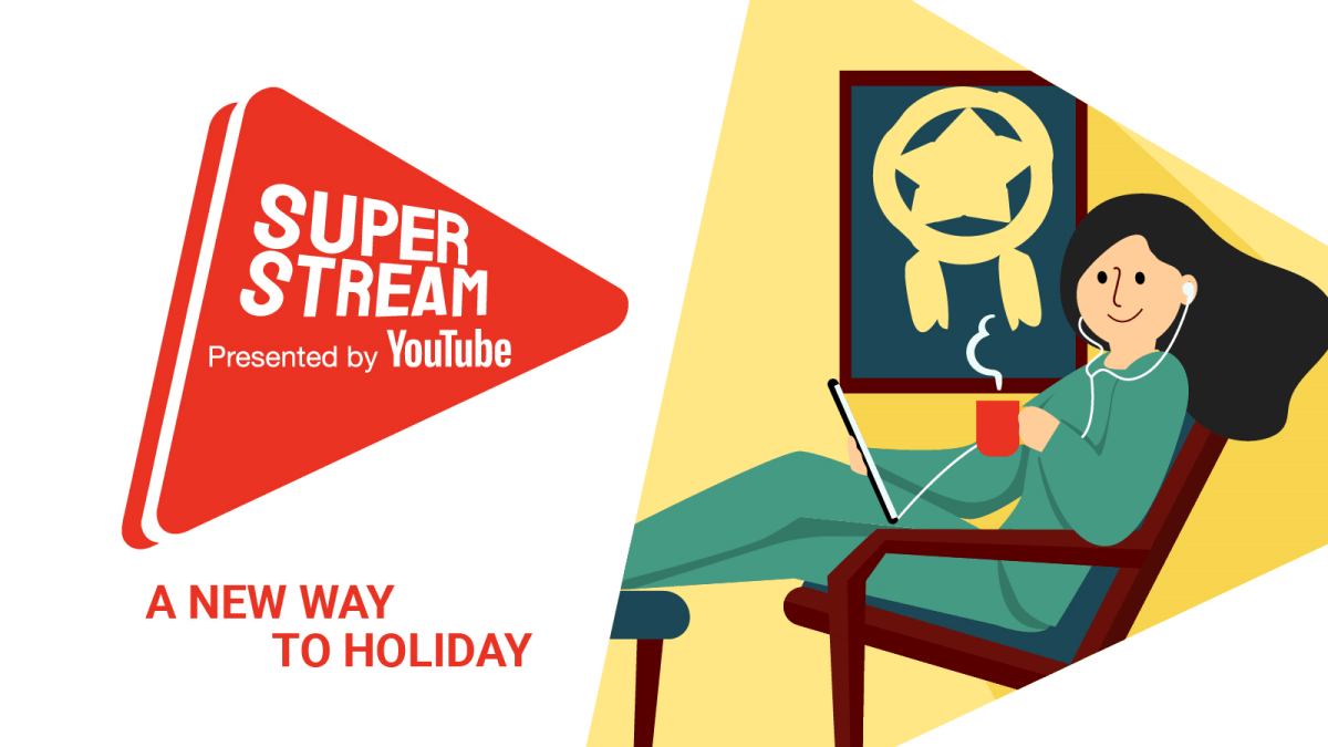 YouTube Extends Super Stream for Your Holiday Viewing