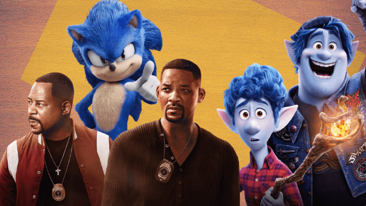 2020 Wrap-Up: Top 10 Movies That Dominated the Worldwide Box Office