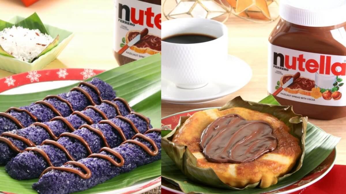 Nutella & Via Mare Spread the Christmas Cheers with Bibingka con Nutella