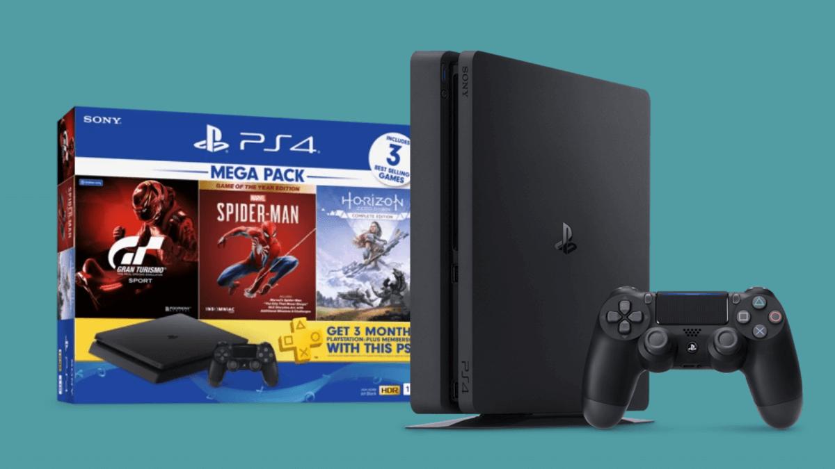 PlayStation 4 Drops Price to P12,990 This Holiday Season