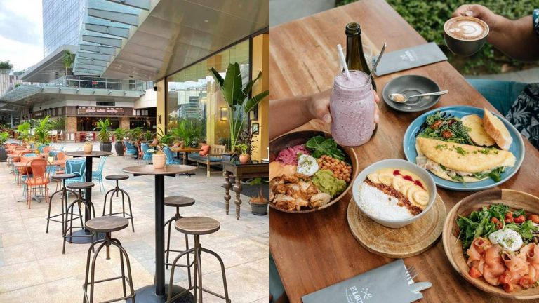 outdoor dining bgc