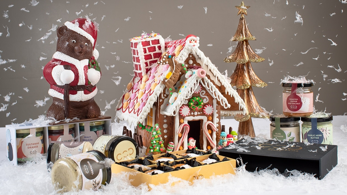 City of Dreams Offers Christmas Treats To Bring You a Sweet and Cheery Christmas