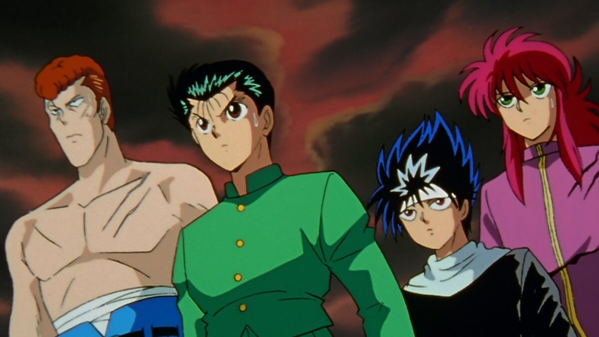 Read more about the article Netflix to Produce a 'Yu Yu Hakusho' Live-Action Series