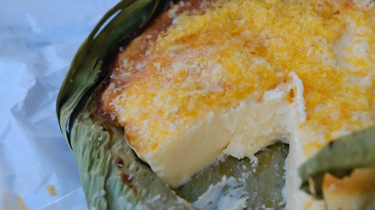 Chika Basque Burnt Bibingka Cheesecake - Deli by Chele - 1