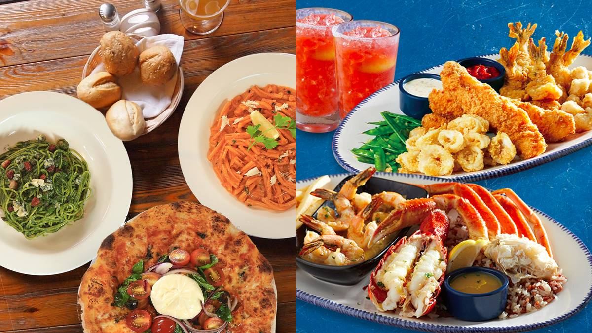 Check out these new dishes from Denny's, Italianni's, and Modern Shanghai