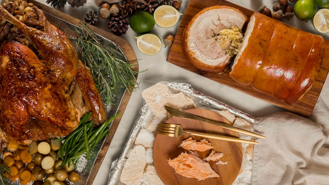 All the Festive Dishes to Have From Cravings This Christmas 2020