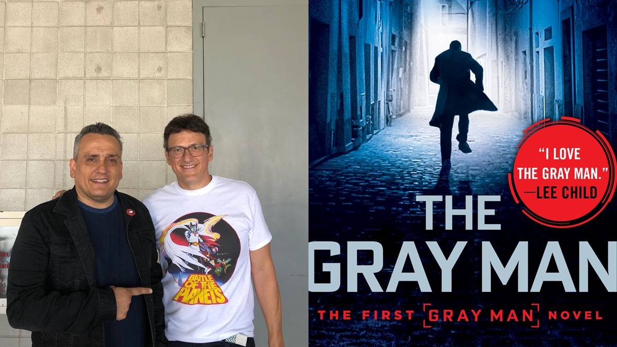 Here's Everything We Know About The Russo Brothers' The Gray Man