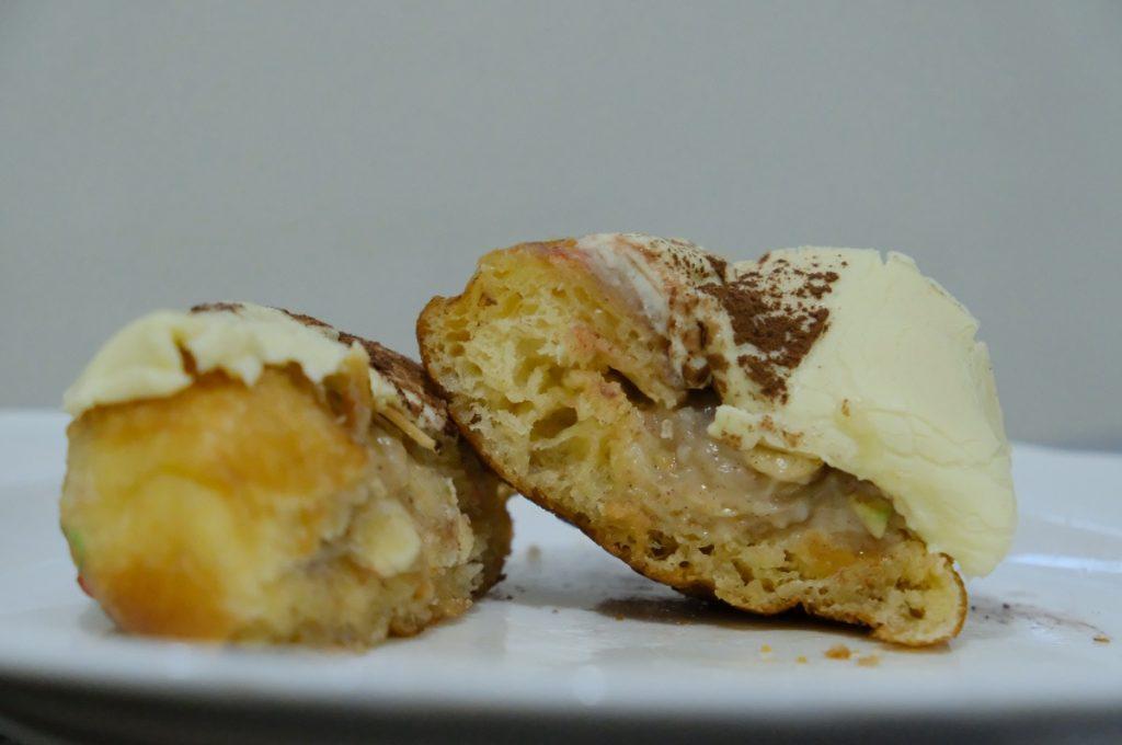 Christmas Flavor - Eggnog Doughnut