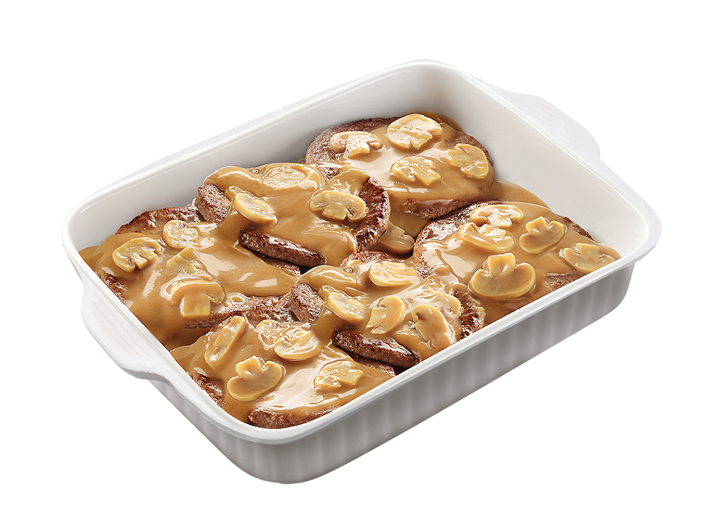 Jollibee Burger Steak Family Pan