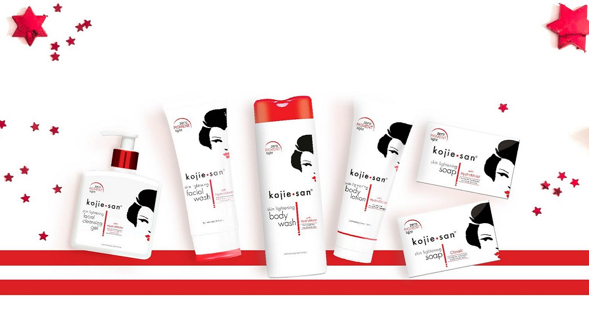Go Beyond Ordinary with Kojiesan's Improved Lotions