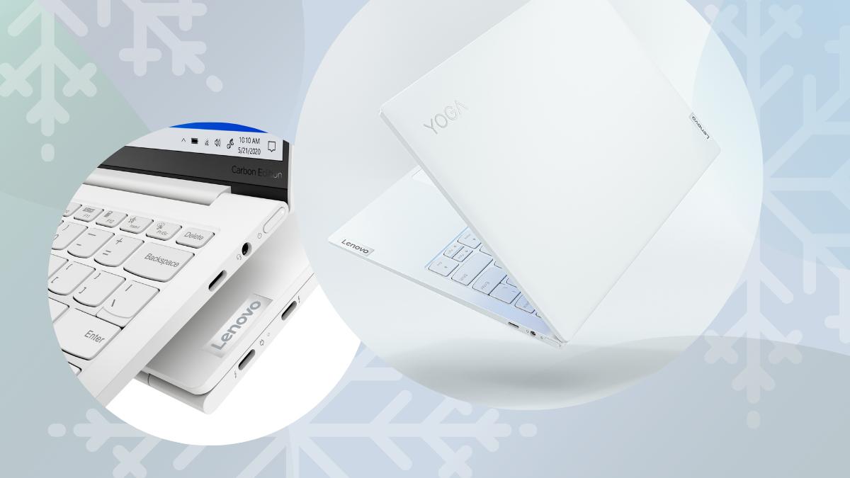 Holiday Wishlist: The Ultralight Lenovo Yoga Slim 7i Carbon Elevates the Laptop Experience