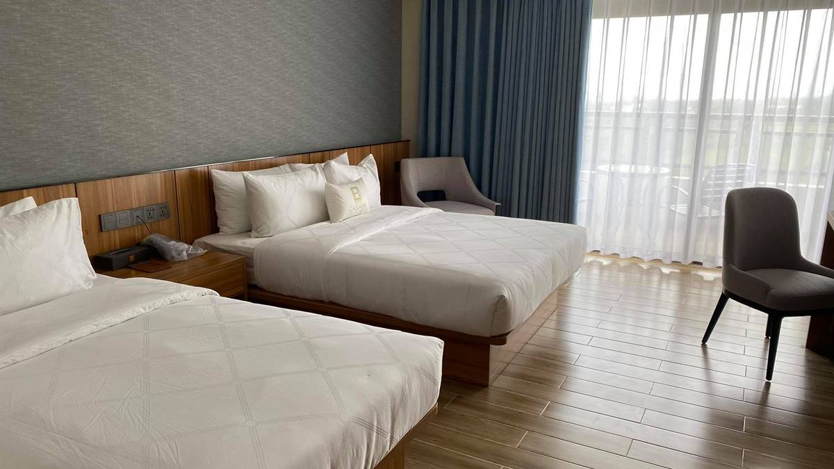 Hotel Casiana in Tagaytay opens with rooms at 50% off