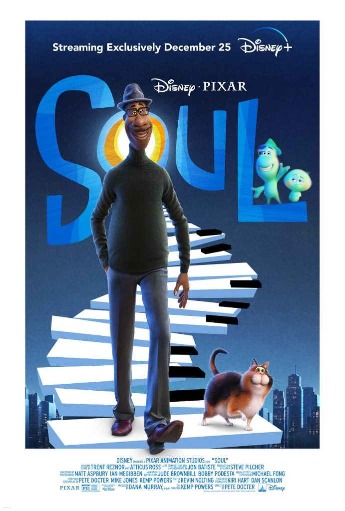 Soul movie poster - movie review