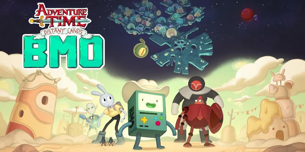 Finn and Jake Goes Back to Land of Ooo in 'Adventure Time: Distant Lands'