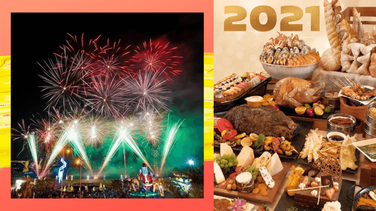 Your Ultimate Guide to Celebrating New Year's 2021 in Metro Manila