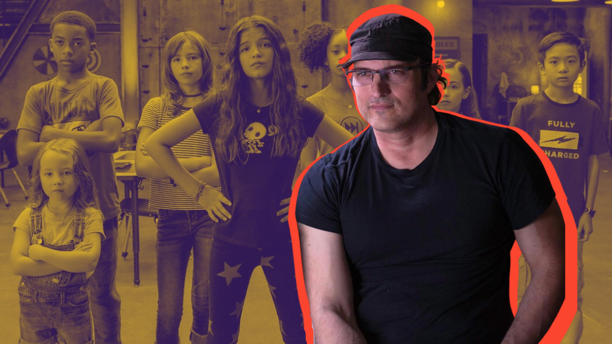 Q&A: Director Robert Rodriguez on His Newest Family Live-Action Film 'We Can Be Heroes'