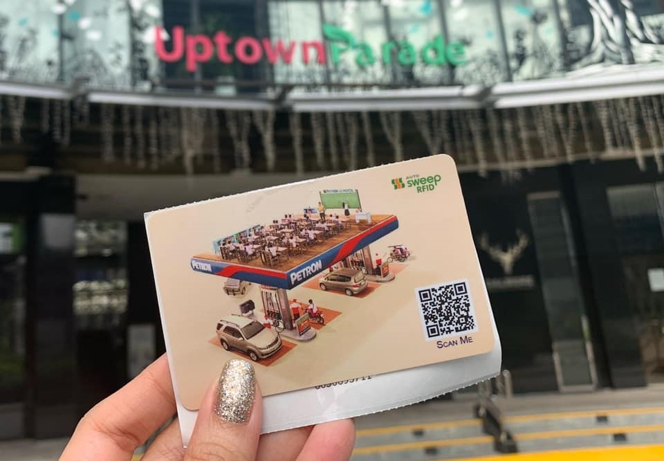 Uptown Bonifacio Offers Free Autosweep RFID Until January 31