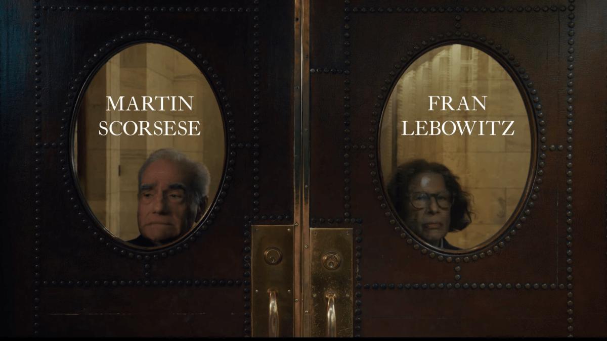 WATCH: Martin Scorsese Presents Fran Lebowitz Docu 'Pretend It's A City'