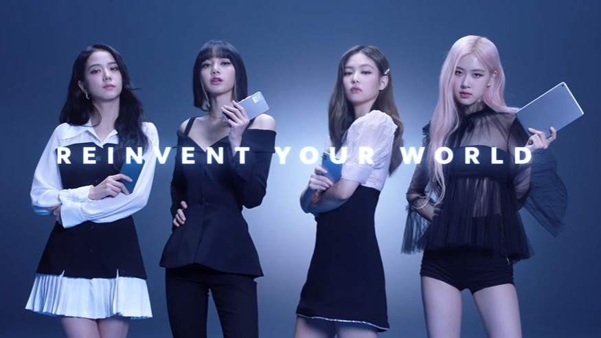 Globe Launches Its Newest Campaign with BLACKPINK