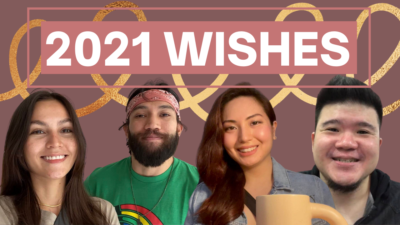 WATCH: Filipinos Share Their New Year Wishes