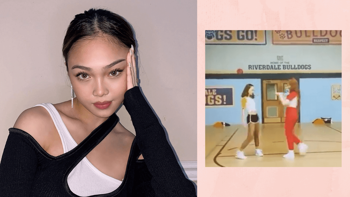 WATCH: AC Bonifacio Teases Her Dance-off with Cheryl Blossom in 'Riverdale'