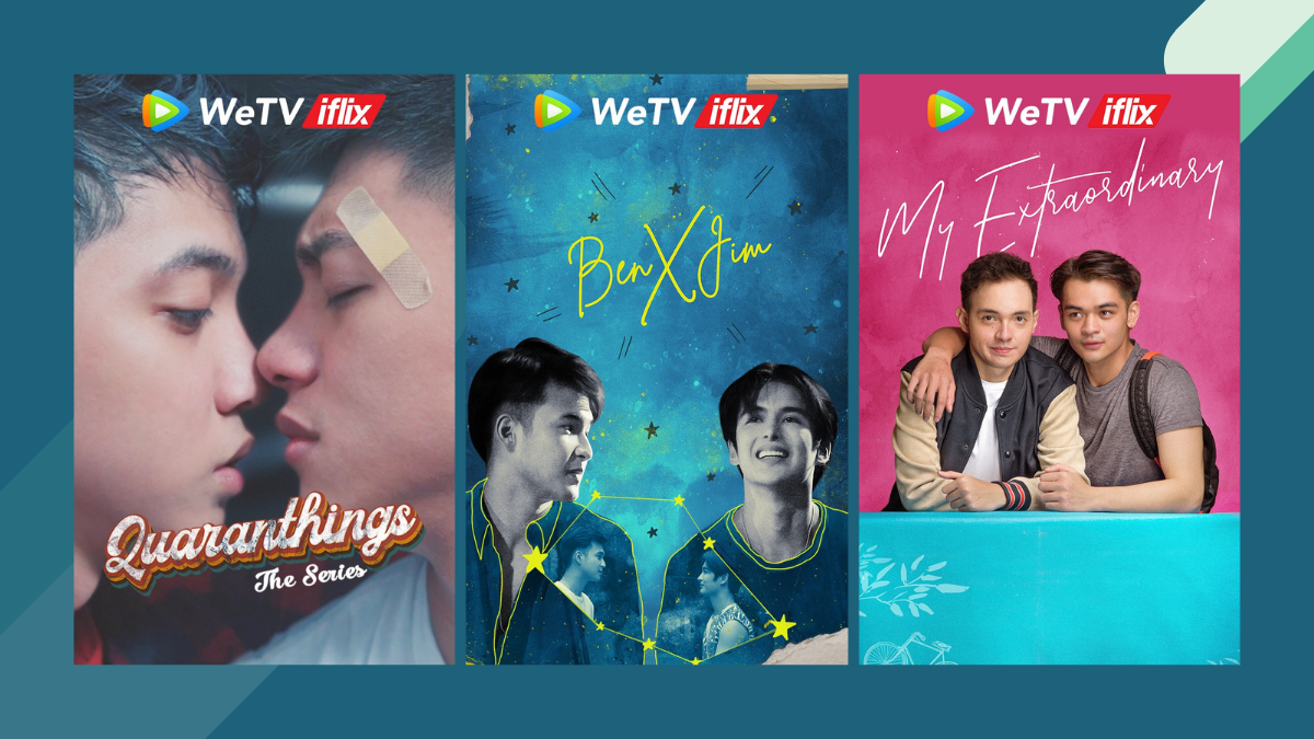 Here are Three Filipino BL Series You Can Stream on WeTV and iFlix
