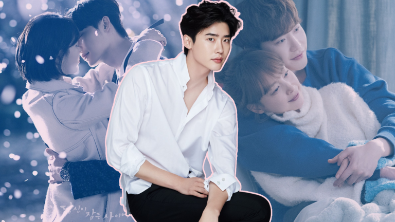 Lee Jong Suk Dramas: While You Were Sleeping and Romance is a Bonus Book