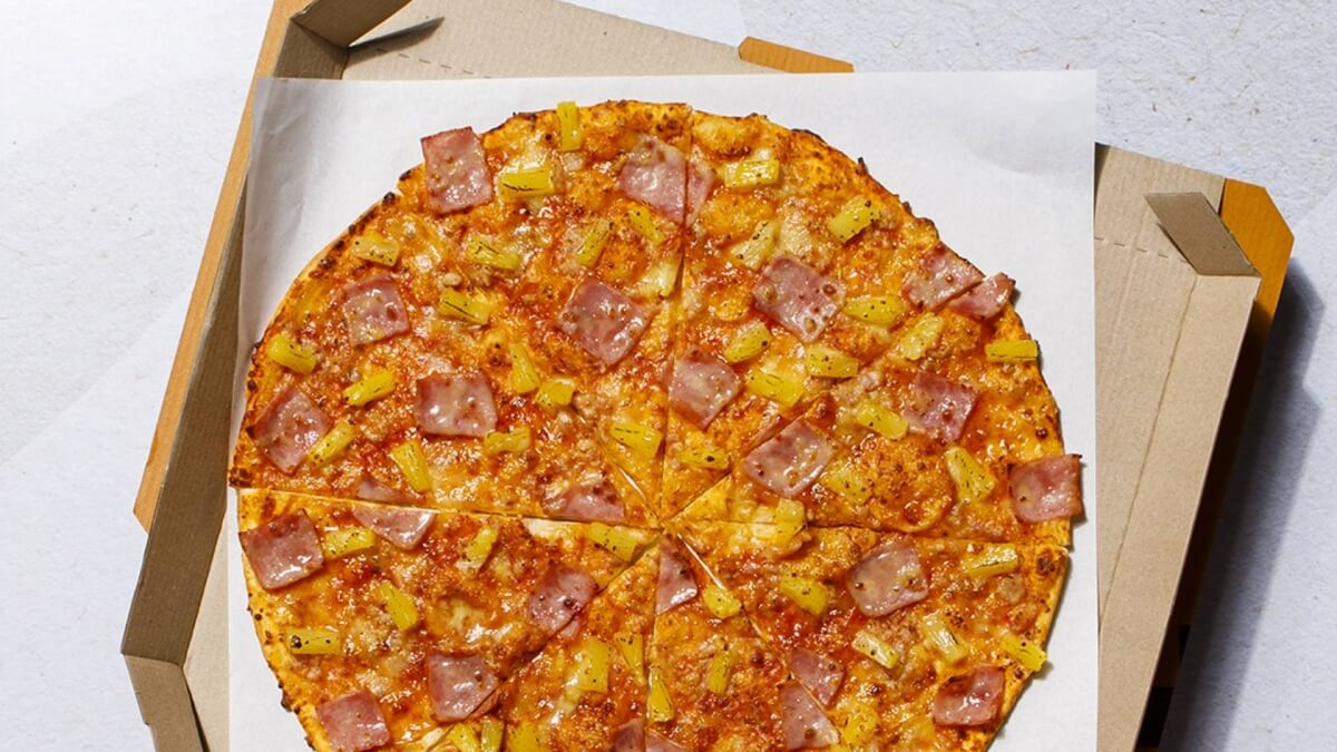 Yellow Cab Introduces Its New NY-Style Thin Crust Pizza!