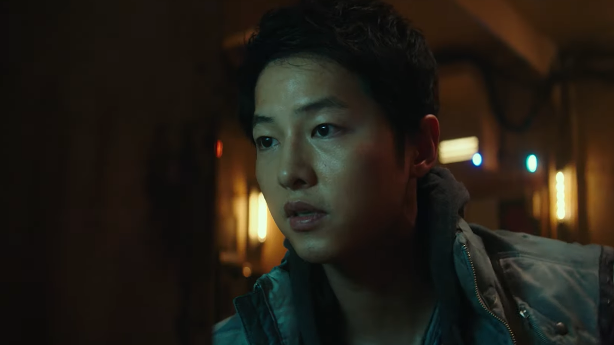 WATCH: The Teaser to Song Joong Ki's Netflix Film 'Space Sweepers' is Finally Here!