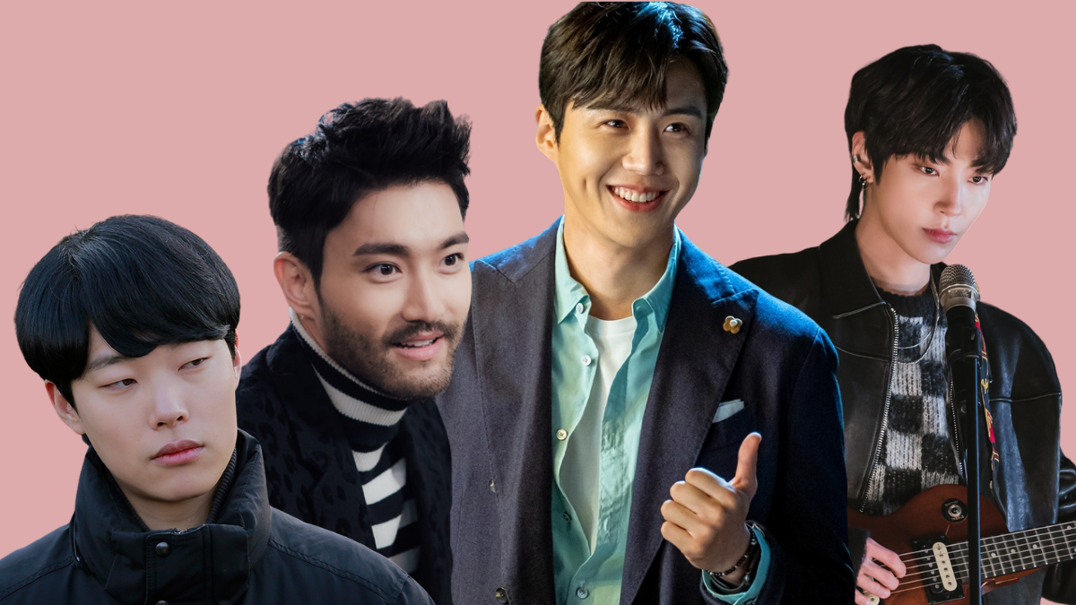 Click's Picks: Vote For Your Favorite K-Drama Second Lead!