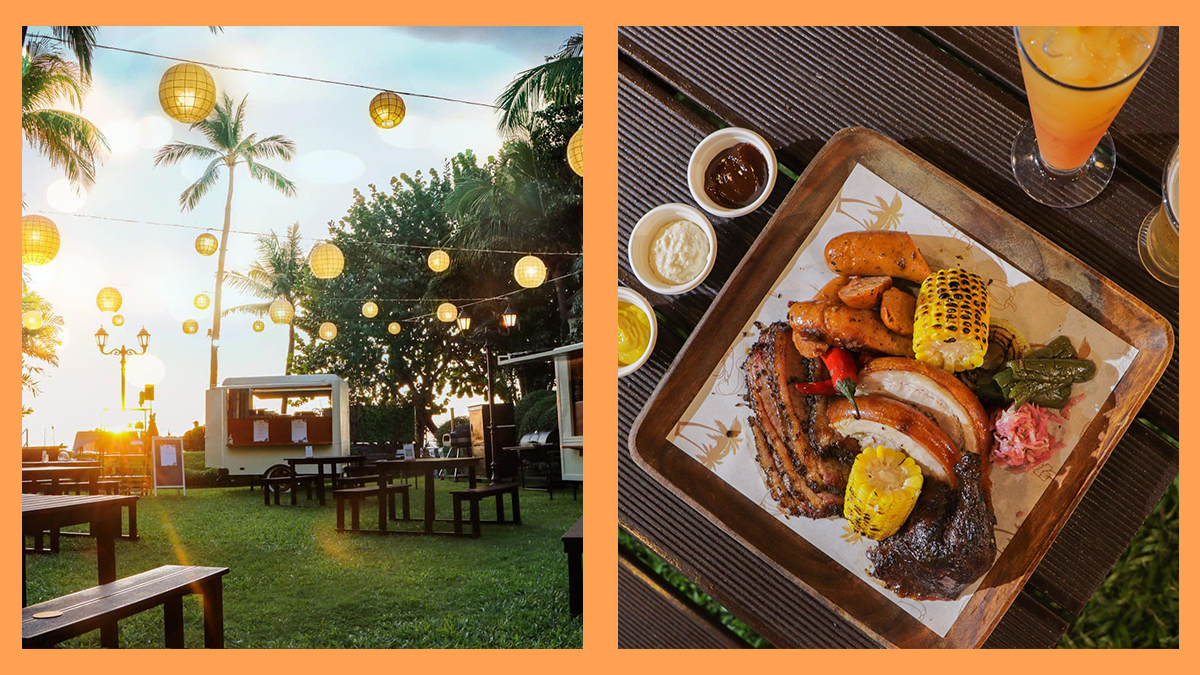 Sofitel's Sunset Bar Food Truck Park Lets You Feast on Good Food While Enjoying the View of the Bay