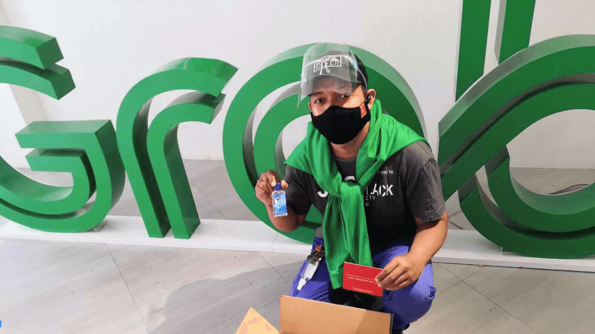 Safeguard Teams Up with Grab for a Fun & SAFE Philippines