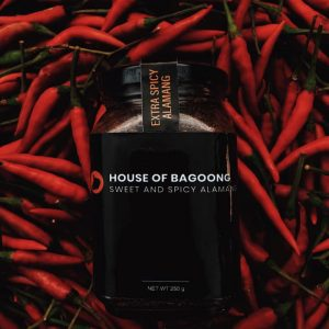House of Bagoong Extra Spicy Alamang 250g