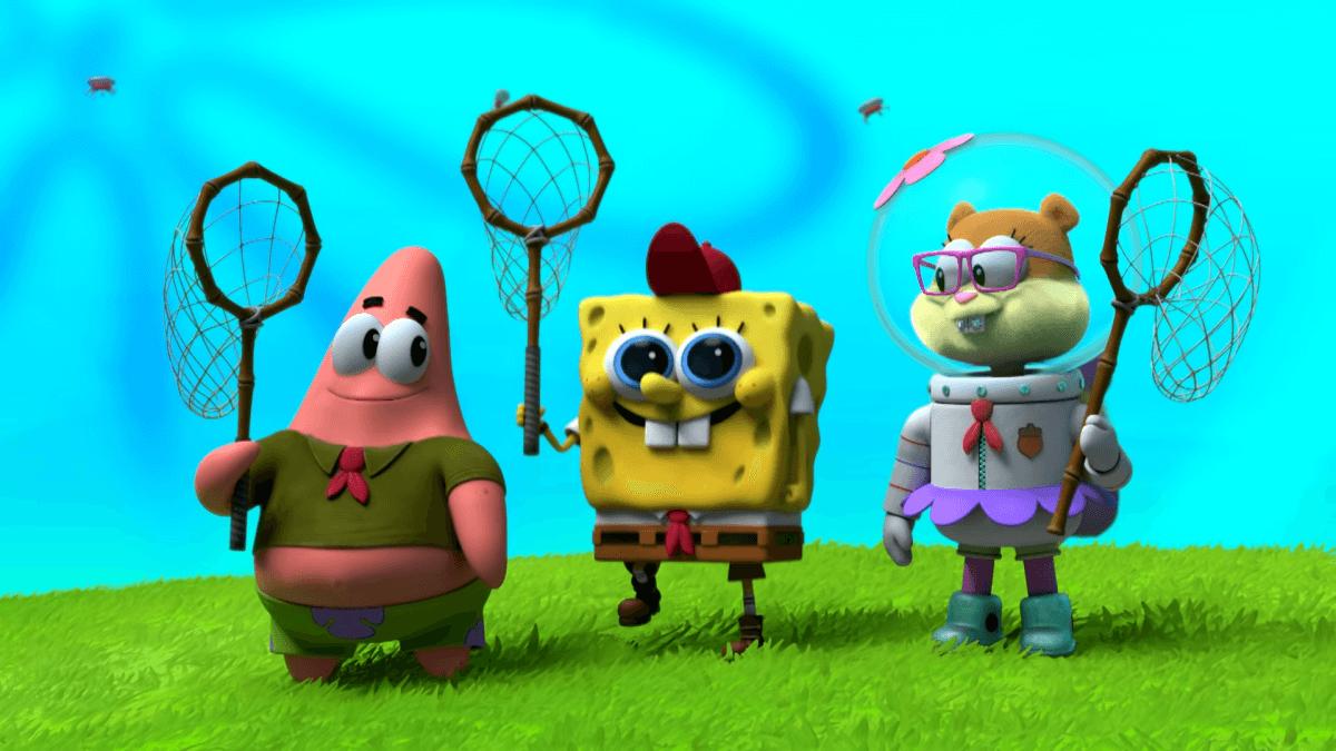WATCH: Spongebob Squarepants' Under Years in 'Kamp Koral' Clip