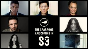 The Sparrow Academy - The Umbrella Academy