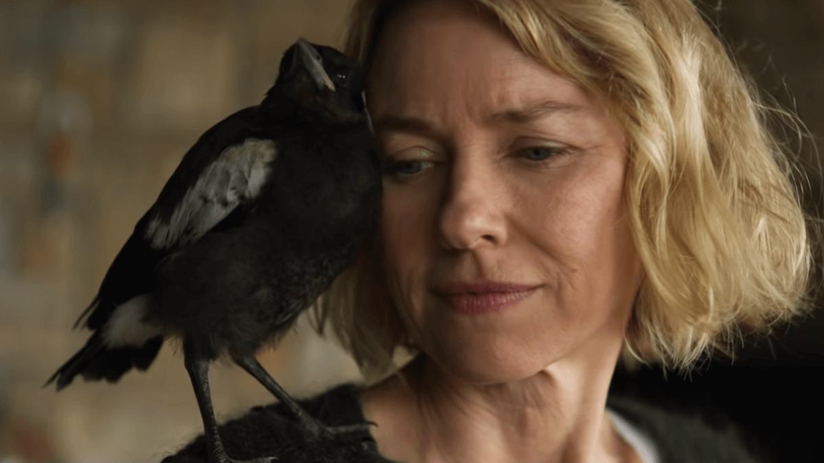 WATCH: Naomi Watts Befriends a Bird in Trailer for Drama Film 'Penguin Bloom'
