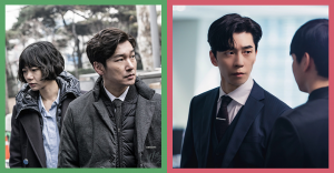 Crime K-Dramas: Stranger and Kairos