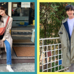 Kim Seon Ho and Moon Ga Young in TVN's Link