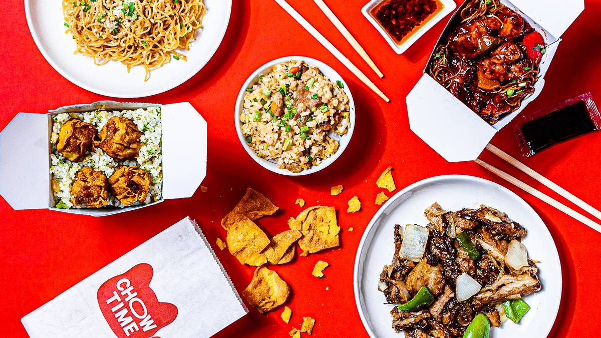 Satisfy Your Chinese Food Cravings with Chow Time