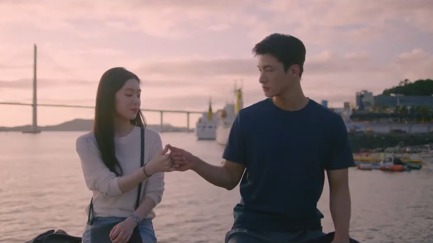 WATCH: Red Velvet's Irene and Shin Seung Ho in the Newest Trailer for 'Double Patty'