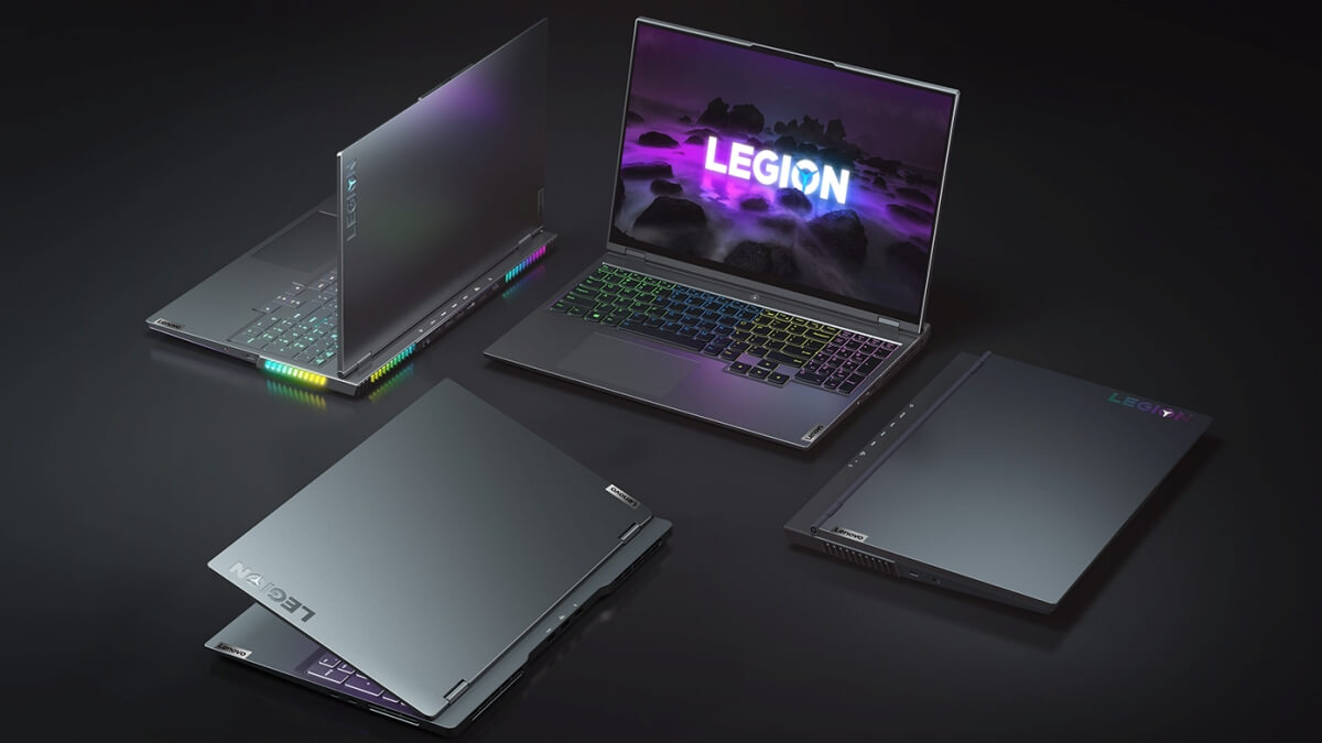 Lenovo Legion Unveiled Latest Gaming Laptops & More!