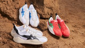 Onitsuka Tiger Spring and Sumer 2021 Collection