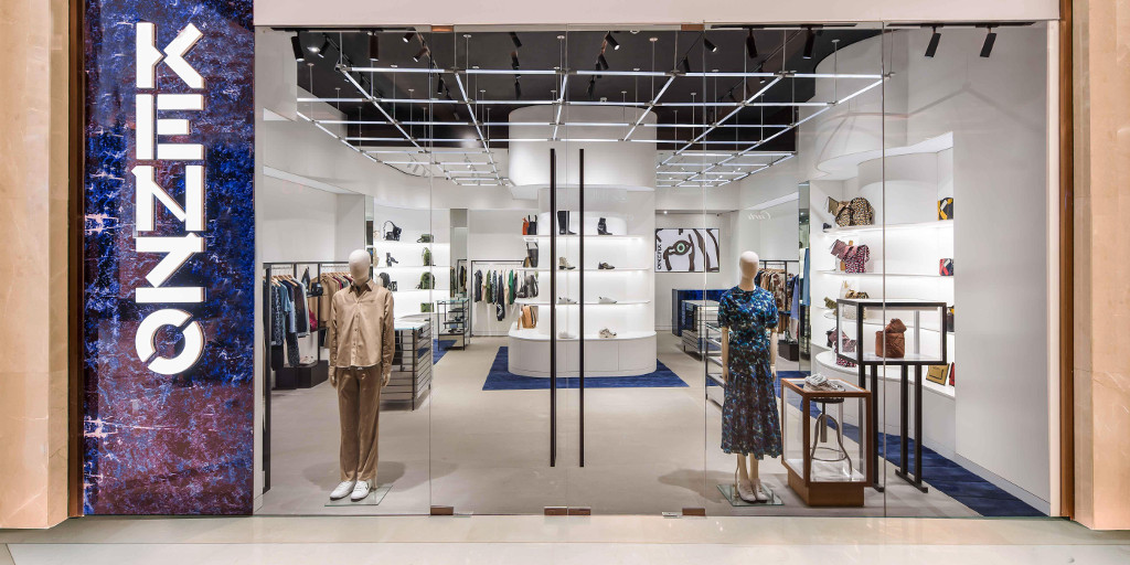 French Fashion House KENZO Opens First Store in the Philippines