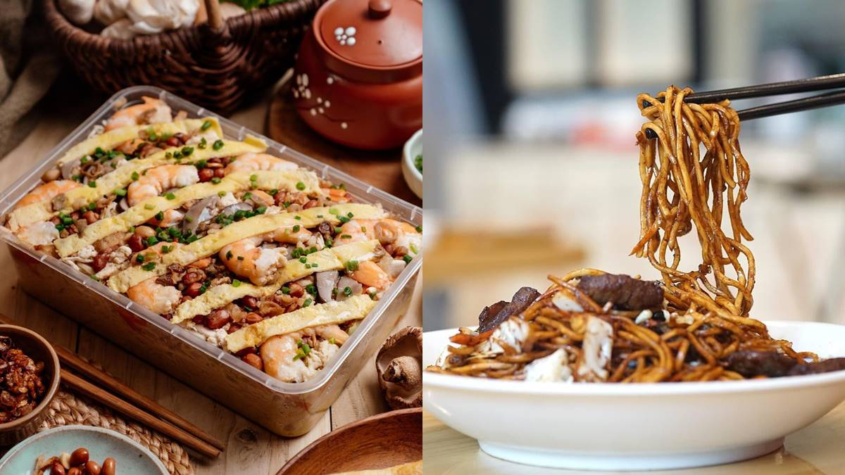 Chinese New Year 2021: Where to Order Longevity Noodles in Metro Manila