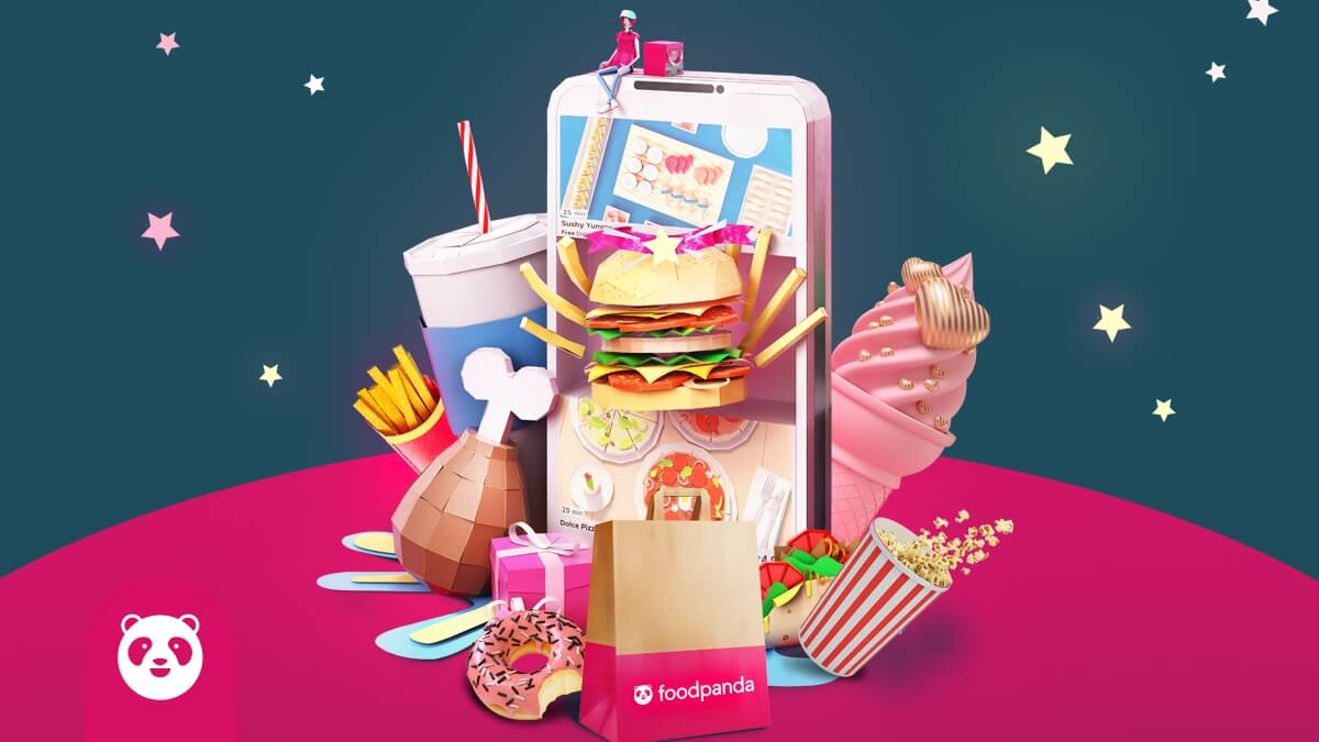 foodpanda is Ready to Ride 2021 with Brighter, Better, & Bigger Campaigns
